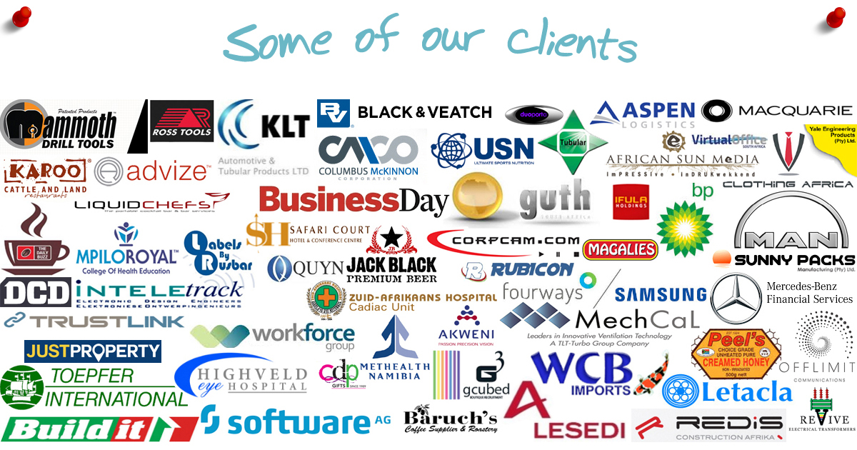 Some of our great clients we have done business valuations for